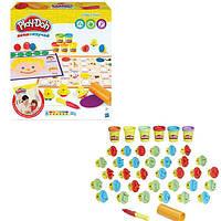 """Пластилин Play Doh Игровой набор из серии Лепи и изучай """"Буквы и Языки"""""""