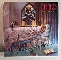 CD диск Dio - Dream Evil, фото 1