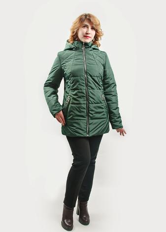 """Весенняя куртка """"Офелия"""" большой размер, фото 2"""
