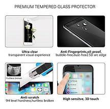 Прозрачная защитная пленка для экранов Samsung Galaxy S6, фото 2