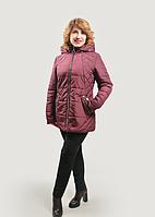 """Весенняя куртка """"Офелия"""" 54, 56 размер"""
