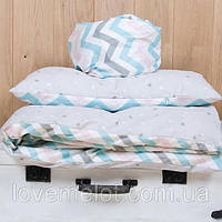 Комплект детского постельного белья в ассортименте