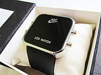 Ультра модные унисекс часы копия   Nike черные