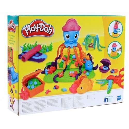 """Пластилін Play Doh Ігровий набір """"Веселий Восьминіг"""""""