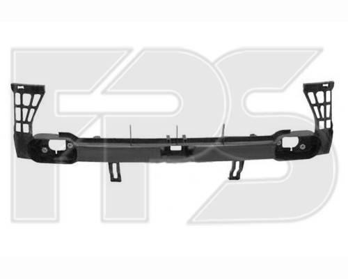 Шина заднего бампера Hyundai Getz (02-05) (FPS), фото 2