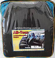 Авточехлы Citroen C-4 Cactus 2015- (з/сп раздельная) АВ-Текс
