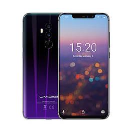 Смартфон UMIDIGI Z2 Twilight Black 6/64gb Helio P23 3850 мАч