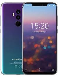 Смартфон UMIDIGI Z2 Twilight 6/64gb Helio P23 3850 мАч