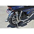 Электровелосипед SIGMA-II (500W-48V), фото 5