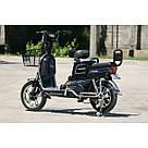 Электровелосипед SIGMA-II (500W-48V), фото 9