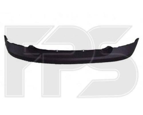 Бампер задний Hyundai Getz (06-11) (FPS) верхняя часть, фото 2