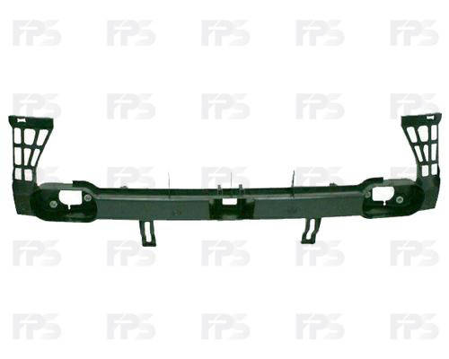 Шина заднего бампера Hyundai Getz (06-11) (FPS), фото 2