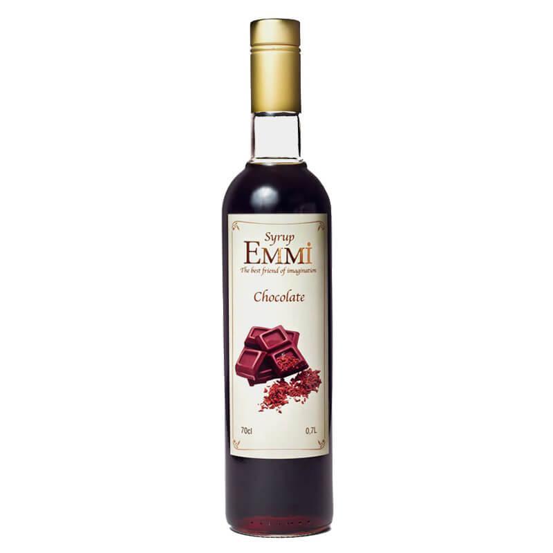 Сироп Emmi Шоколад 900 гр