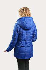 """Весенняя куртка """"Офелия"""" большой размер, фото 3"""