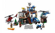 Конструктор Bela 10865 Штаб квартира горной полиции (аналог Lego City 60174), фото 3