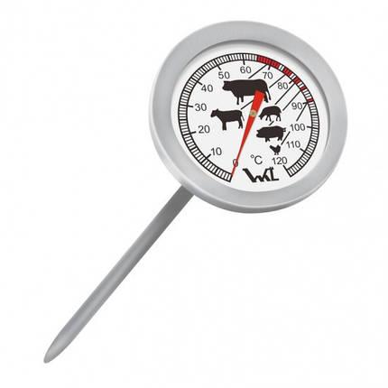 Термометр для пищевых продуктов биметаллический, фото 2