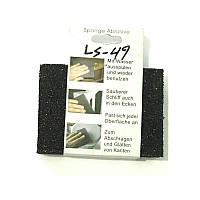 Наждачная бумага из гипсокартона с шлифовальной губкой
