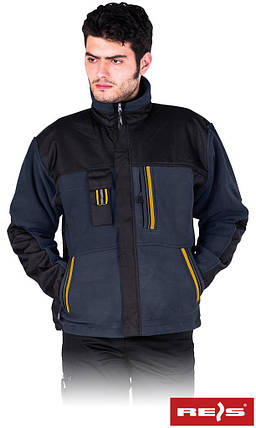Утепленная флисом зимняя куртка COLORADO GBY, фото 2