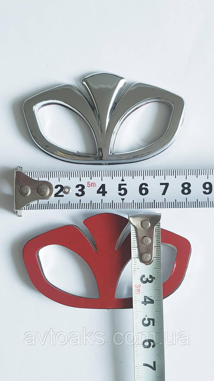 Эмблема Daewoo нового образца