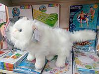 Белый кот Живая серия Devik IPD-116C-14, фото 1