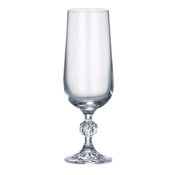 Бокалы Bohemia Klaudie 180 мл для шампанского 6 шт (4S149/00000/180)