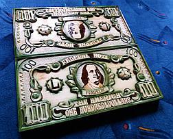 """Нарды """"100 долларов"""" зелёные, фото 2"""