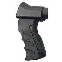 Рукоятка пистолетная САА Butt Stock Adaptor With Pistol Grip (рукоятка и переходник для трубы, Rem870), черная (код 186-71895)