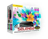 Senenga  HD930D (метал. корпус  DVB-T2, Dolby Digital) цифровой T2 IPTV и YouTube (ресивер т2)