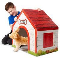 Картонный домик для собаки, MD5514, Melissa&Doug, фото 1