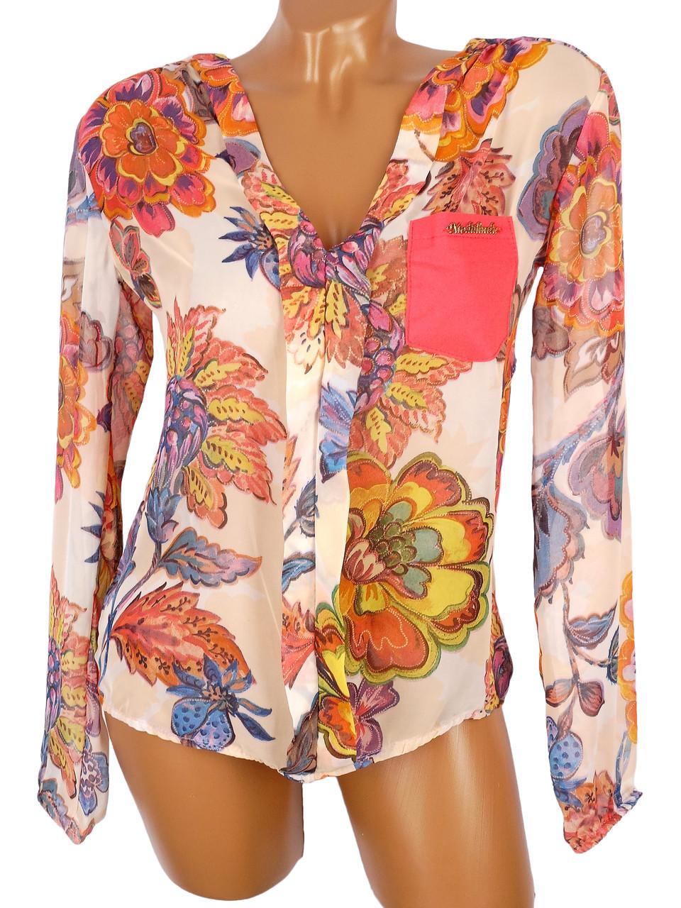 Женская блуза из шифона 42р