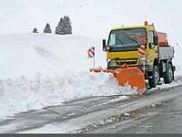 Снегоочистители и отвалы для снега