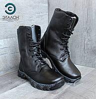 Ботинки женские берцы зимние кожаные DMS-3 утепленная тактическая обувь