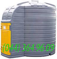 Двухслойный полиэтиленовый резервуар Мини заправка Swimer 10000 FUDPS