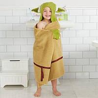 """Детское полотенце """"Yoda """""""