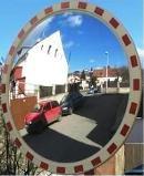 Уличные и дорожные зеркала.