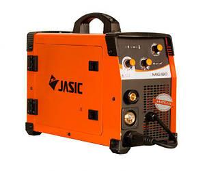 Зварювальний інверторний напівавтомат MIG-180 (N240)-220V-(без пальника)+MMA, Jasic