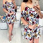 Женское принтованное платье, фото 3