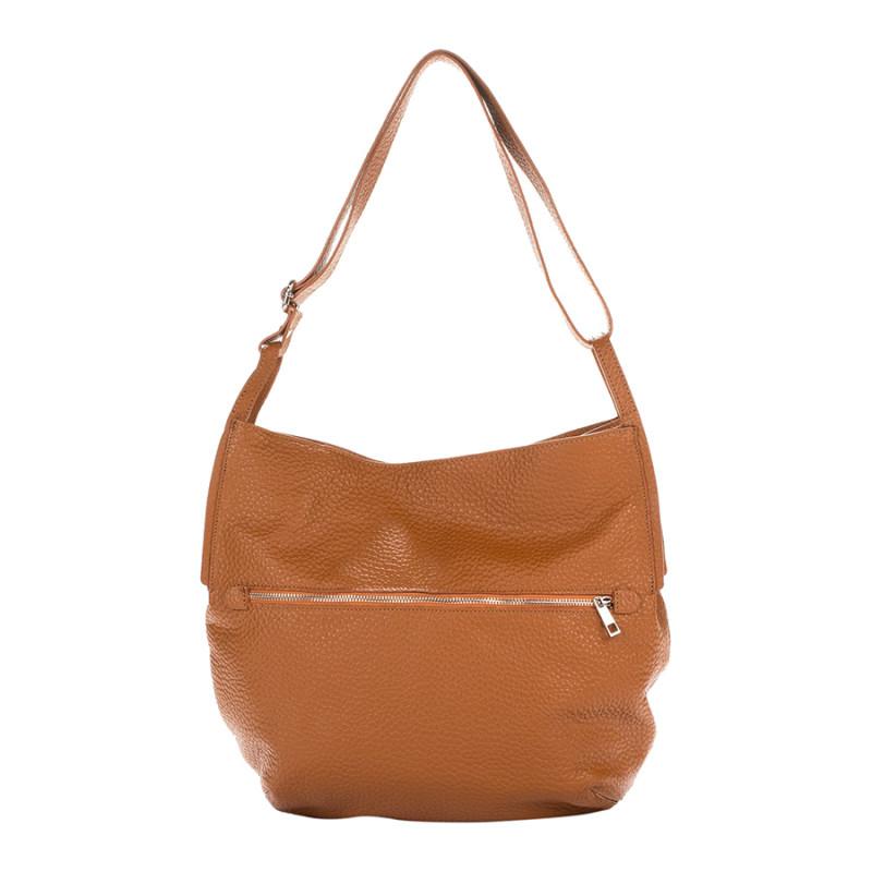 04bb41660676 Сумка Italian bags 8695_cuoio кожаная рыжая, цена 2 065 грн., купить в Киеве  — Prom.ua (ID#769815626)