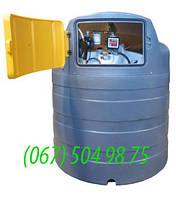 Двухслойный полиэтиленовый резервуар МИНИ АЗС Swimer 2500 ECO-Line ELDPS