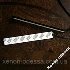 LED COB DRL 12 см (4 светящихся сегмента), фото 3