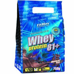 Протеин Whey Protein 81+ (750 г) Fitmax