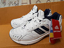 Кроссовки мужские VEER  белые,размеры 47-50., фото 2