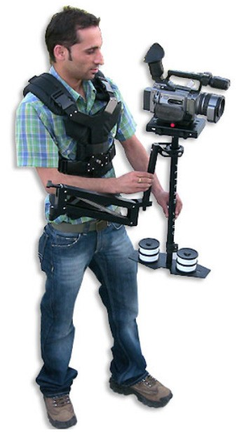 Профессиональный жилет c рукой Magic Comfort Arm + Vest для Flycam (Новая Версия)
