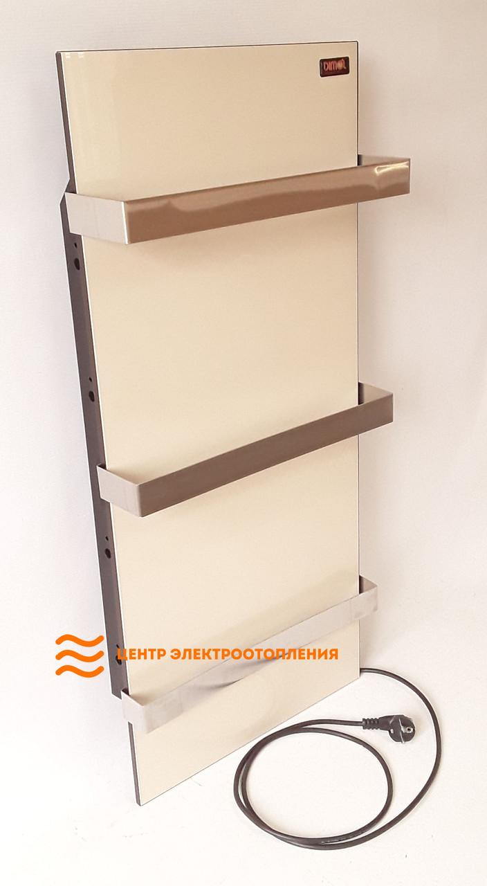 Керамический полотенцесушитель Dimol Standart 07 кремовый