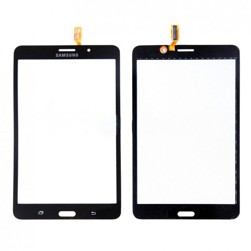 """Тачскрин для Samsung T231 Galaxy Tab 4 7.0"""", версия 3G, черный, Ebony Black Оригинал"""