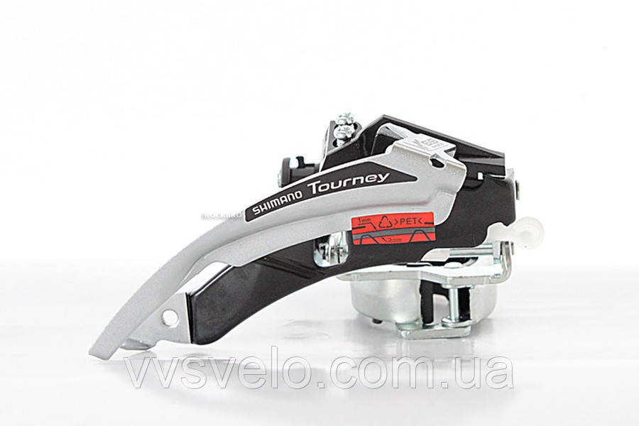 SHIMANO Tourney Front Derailleur FD-TX50 31.8/28.6mm Top Swing