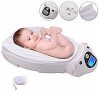 Электронные весы для новорожденных Собачка 20 кг