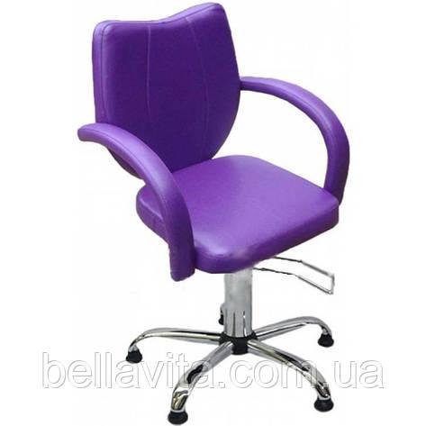 Кресло парикмахерское Толедо Люкс, фото 2