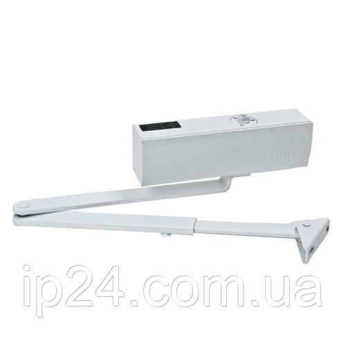 Доводчик дверной с усилением (DIN2-6) ARNY F-1900-16 brown