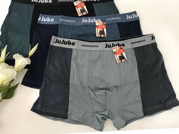 Трусы  мужские XL-4XL JuJuBe  Хлопок, фото 2